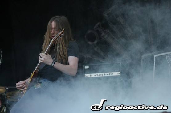 With Full Force 2009: Carcass Foto: Till Schieck