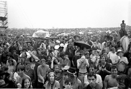 "40 jahre woodstock - Neue Version und Material des Films: ""Woodstock: 3 Days of Peace & Music"""