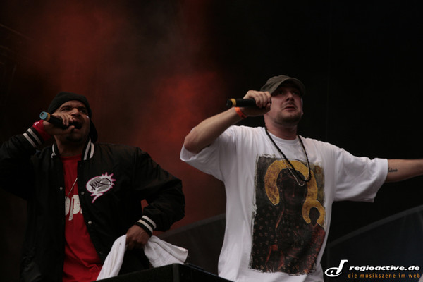 peter fox, clueso, kool savas, method man, kiz u.a. - Fotogalerie: MTV HipHop Open Minded 2009