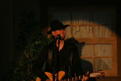 """hey mr. tambourine man"" - Roger McGuinn live im Colos-Saal in Aschaffenburg"